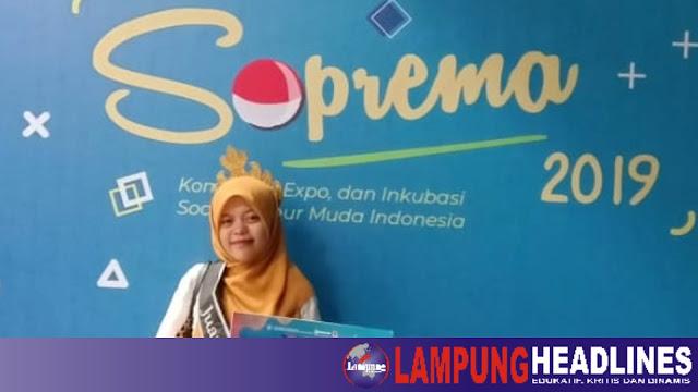Juara Kedua Soprema 2019 Diraih Mahasiswa Asal Pringsewu