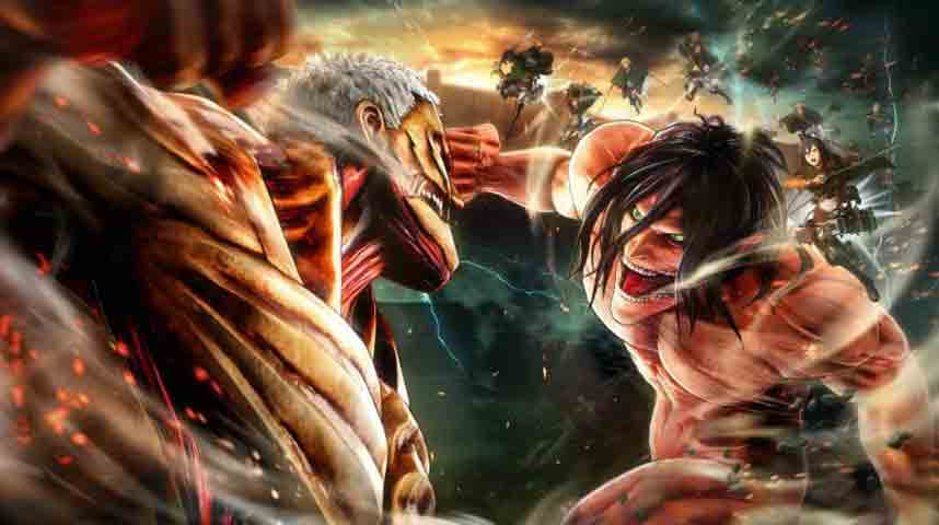 Shingeki no Kyojin Season 2 BD (Episode 01 – 12) Subtitle Indonesia
