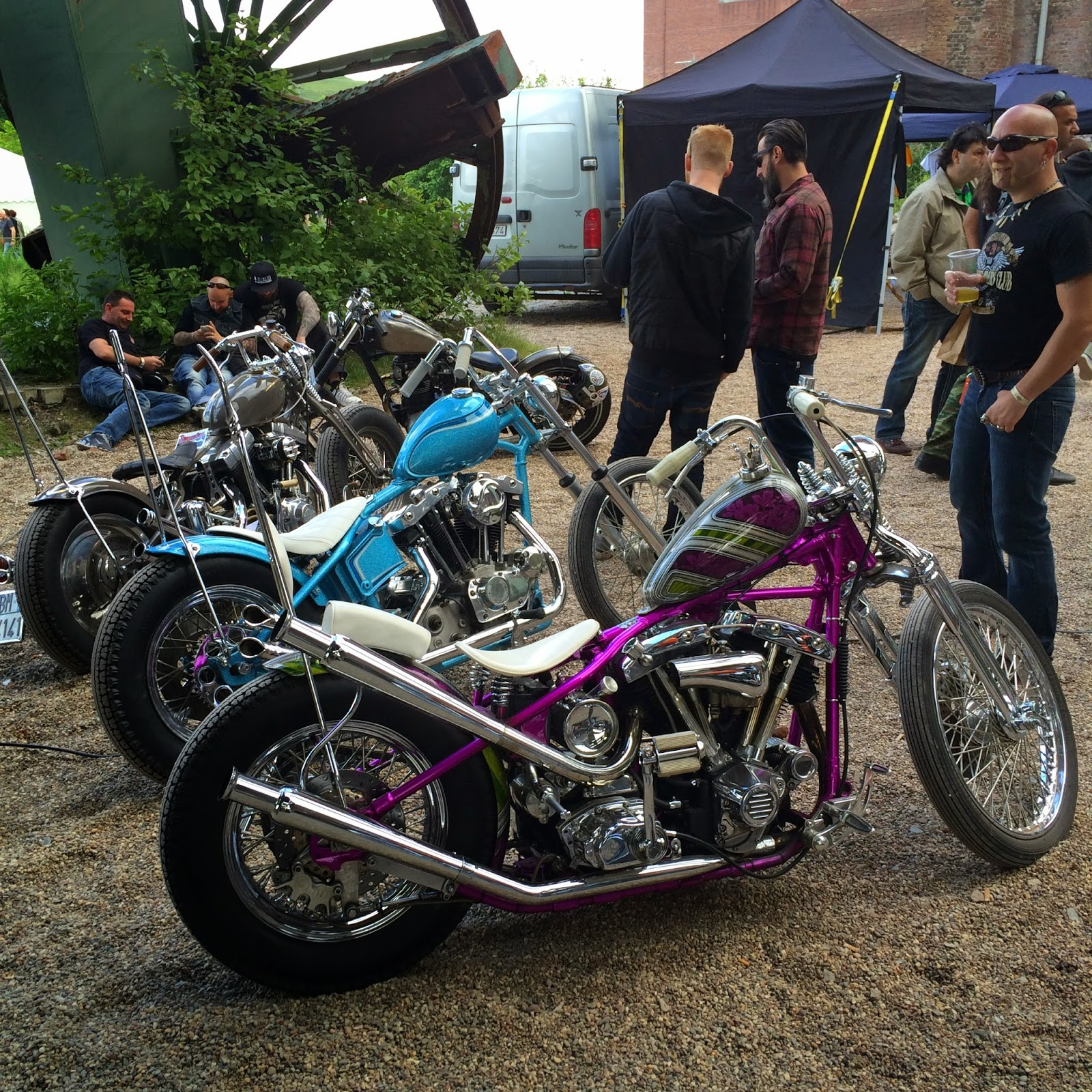 Kustom Kulture, Germany