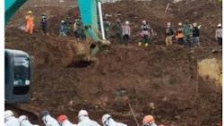 Longsor di Sumedang, Sudah 40 orang Tewas, 32 Ditemukan, 8 Hilang