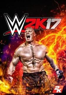 WWE 2K17 PS3 Game Free Download