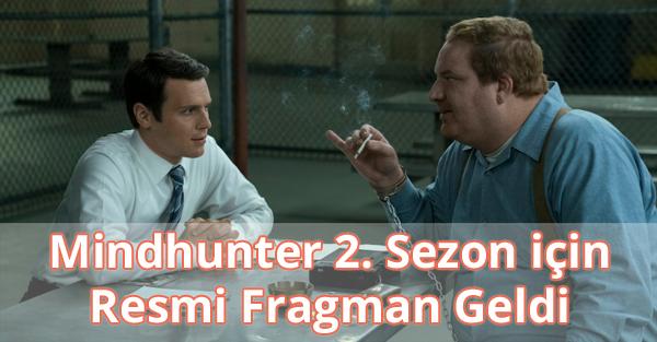 Mindhunter 2. Sezon Fragman İzle