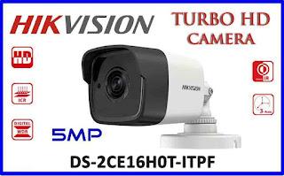 HIKVISION DS-2CE16H0T-ITPF 3.6mm