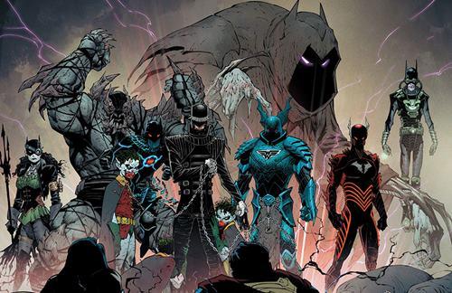 Uno de los mejores títulos de Batman