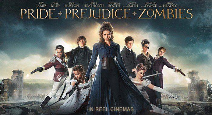Kiêu hãnh và Định kiến và Xác ướp - Pride and Prejudice and Zombies (2016)