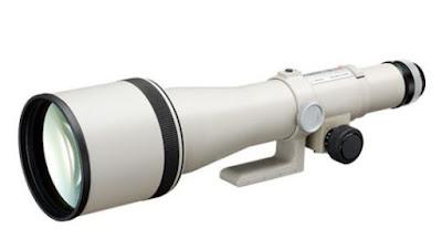Canon FD 800mm f/5.6 S.S.C. Lens