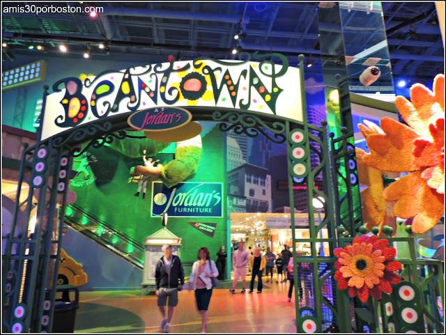 Beantown: Entrada