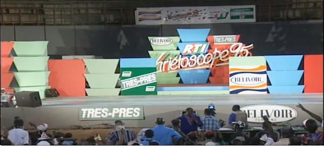 Je me souviens 1995: le Sogomansandji, une patte dentifrice et un savon parfumé s'invitent au podium de varietoscope.
