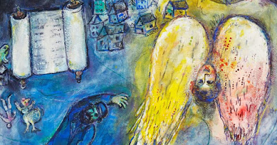 IL DISEGNO DI FANTASIA - Marc Chagall Blog artistah24