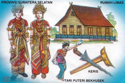 Provinsi Sumatra Selatan SUMSEL