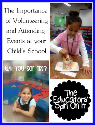 The Importance of Volunteering and Attending Events at School