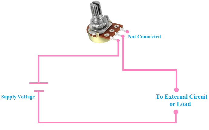Rheostat VS Potentiometer   Differences with Diagram and Applications -  ETechnoG   Potentiometer Wiring Diagram Fan      ETechnoG