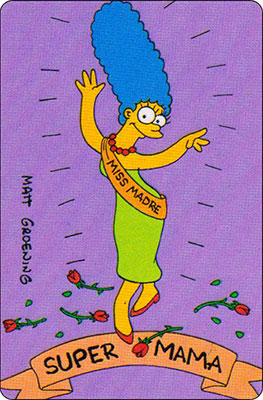 Bollycao The Simpsons Cromo 57