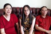 Penyanyi Muda Keisya Salim Open House Rayakan Tahun Baru Cina Di Kediamannya