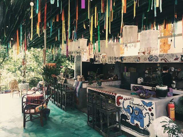 làng BoHo Homestay Đà Lạt