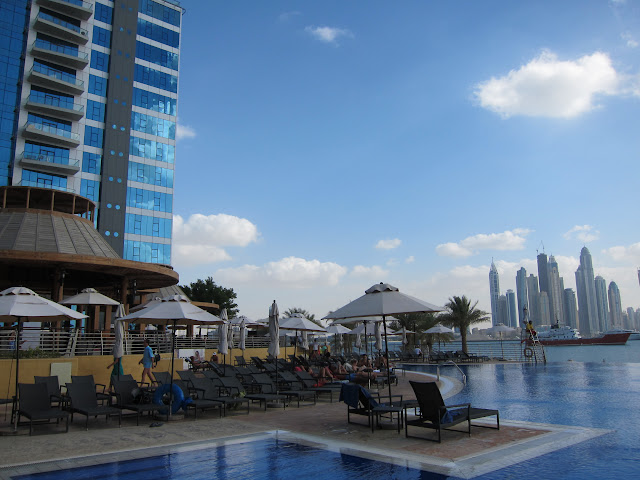 Oceana Beach Club i Dubai