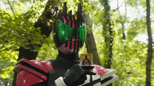 Kamen Rider Zi-O Episode 43 Subtitle TV-Nihon
