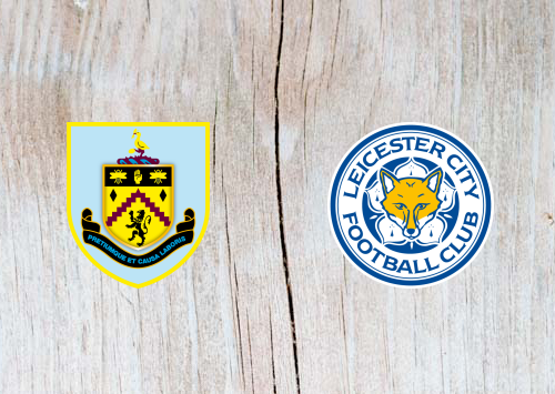 Burnley vs Leicester - Highlights 16 March 2019