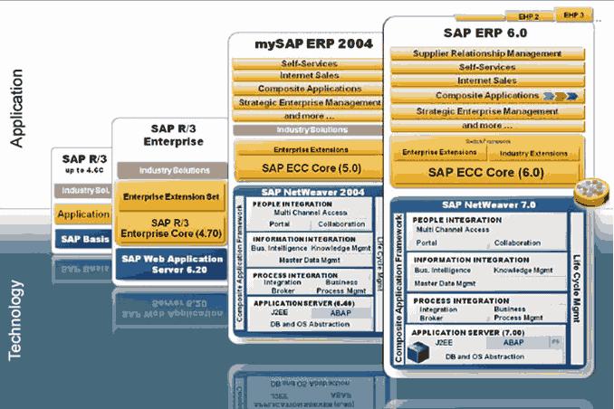 SAP ECC Core 6