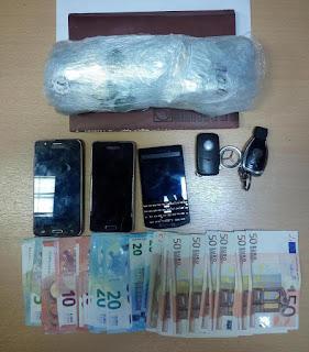 Εξαρθρώθηκε εγκληματική ομάδα που δραστηριοποιούταν στο εμπόριο μεγάλων ποσοτήτων κοκαΐνης