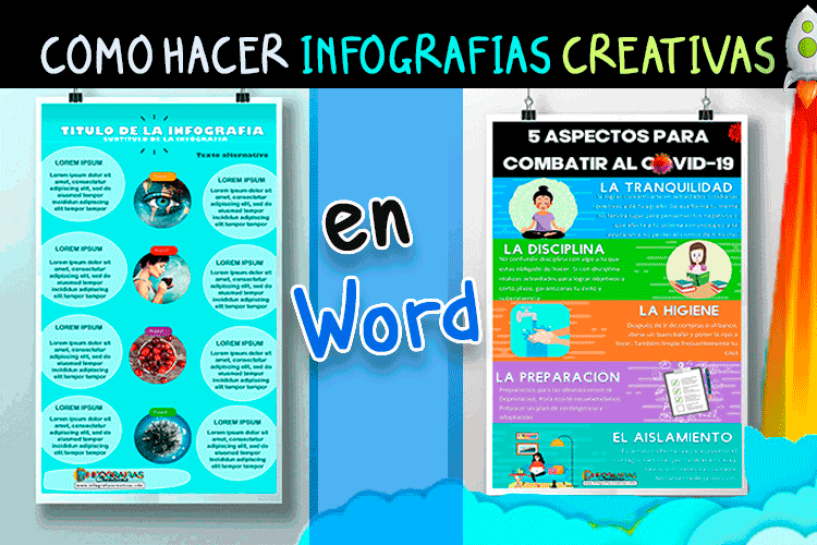 Cómo hacer una infografía creativa en Word