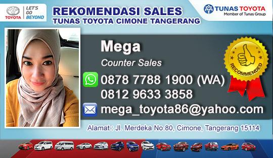 Rekomendasi Sales Tunas Toyota Cimone Tangerang