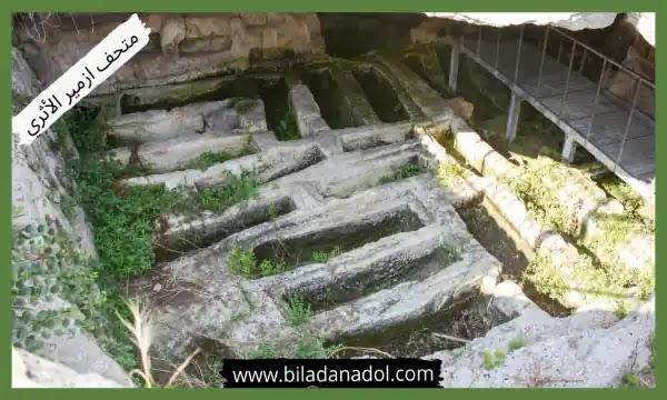 أفضل 10 أماكن السياحة في ازمير متحف ازمير الأثري
