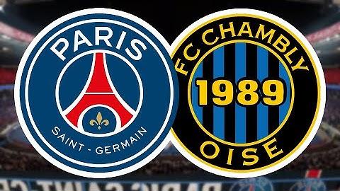 مباراة باريس سان جيرمان وشامبلي اليوم