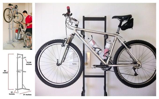 Free Standing Bike Racks