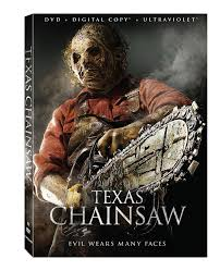DVD Review - Texas Chainsaw