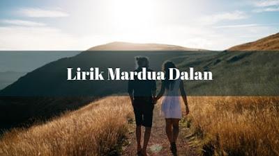 Lirik Mardua Dalan dan artinya - Lidya Sigalingging