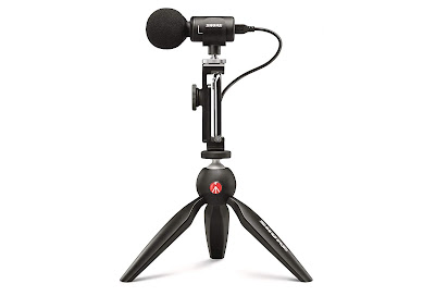 Shure MV88 Microphone Video Kit