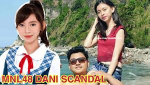 Dani MNL48 Tersandung Skandal, Pacar Unggah Foto Liburan Bersama