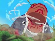 Gamabunta invocacion Naruto