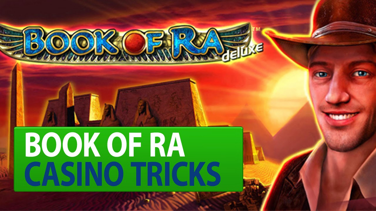 book of ra automat trick
