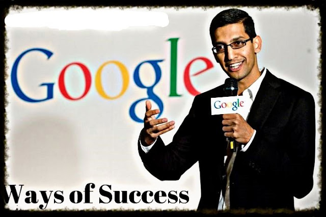Google CEO Sundar Pichai's interesting facts makes you motivated with images
