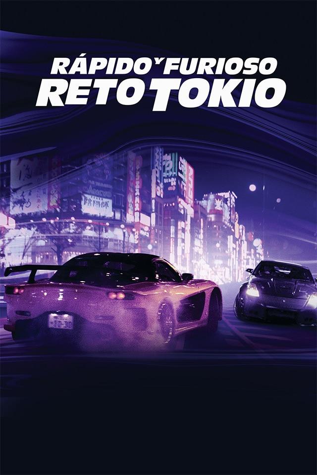 Rápido y Furioso 3 (2006) [Open Matte] WEB-DL 1080p Latino