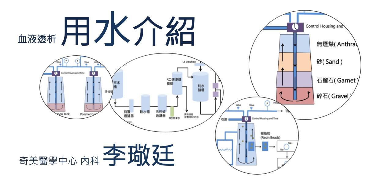 陳鋭溢: 血液透析用水介紹-李璥廷醫師