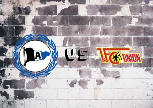 Arminia Bielefeld vs Union Berlin  Resumen