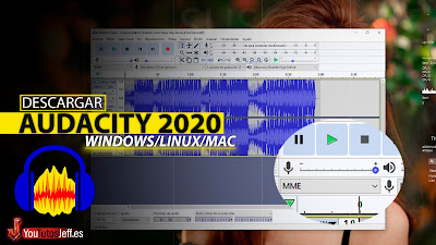 Como Descargar Audacity Ultima Version 2020 FULL ESPAÑOL