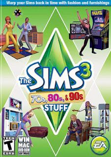 Download Game The Sims 3: 70s 80s & 90s Stuff Free Full Version
