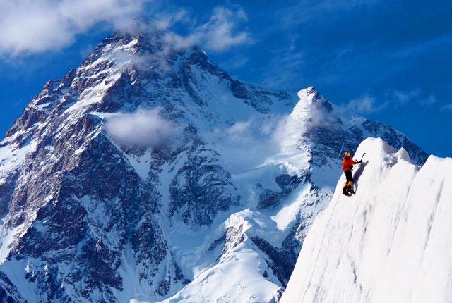 Mendaki Gunung K2
