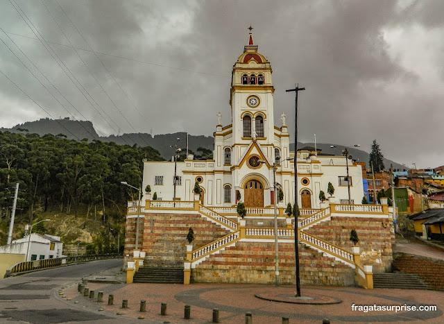 Igreja de Nossa Senhora do Egito, Bogotá