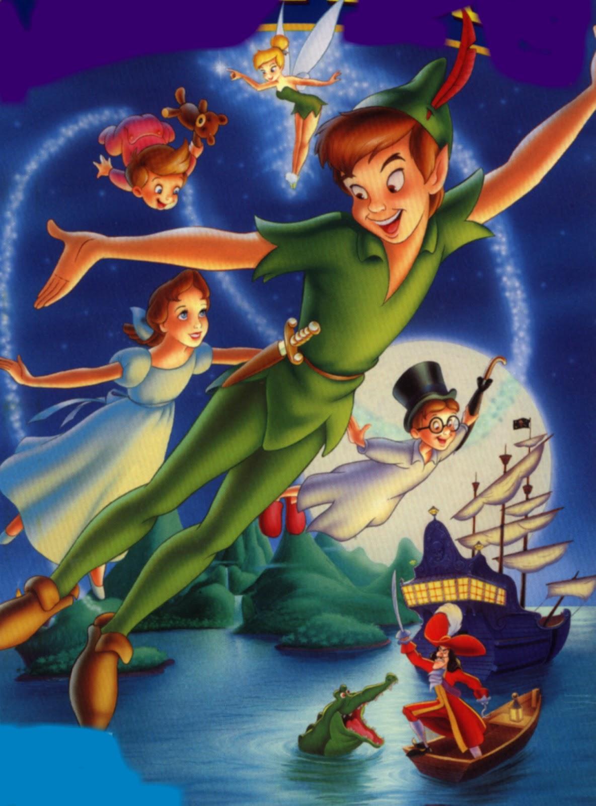 Peter Pan Bilder