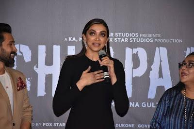 Deepika and Meghna Gulzar