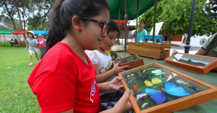 Feria «Perú con Ciencia» llega hoy al Parque de las Leyendas en Semana Nacional de la Ciencia
