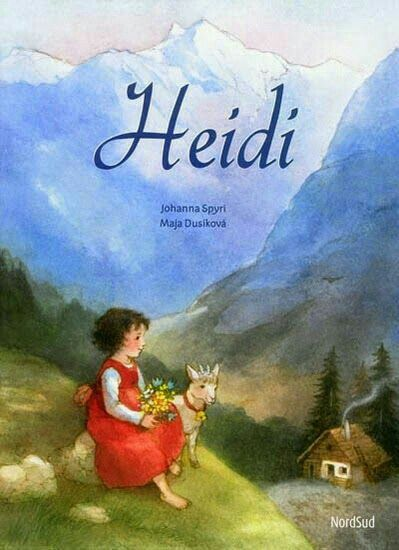 Books like Heidi