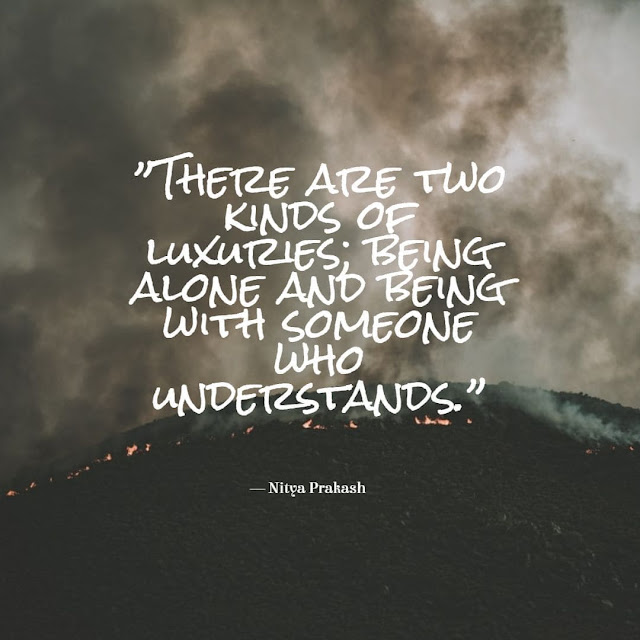 Life quotes about being alone