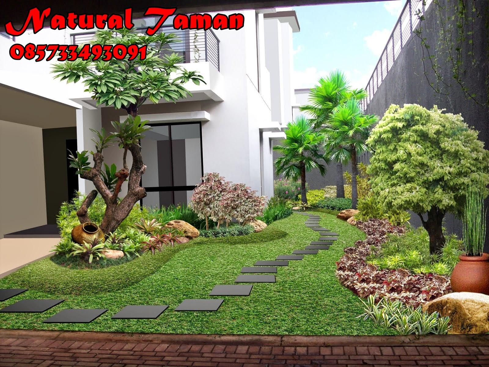 Jasa Desain Dan Pembuatan Taman Jakarta