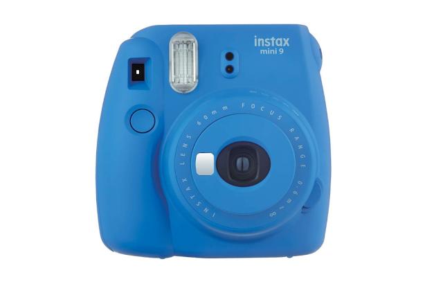 Fujifilm Instax Mini 9, la mejor cámara instantánea